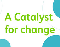 A Catalyst for change video