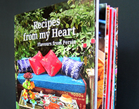 Recipes from my Heart - Iranian Cooking Book