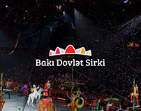 Rebranding version of Baku State Circus