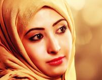 Hijab Re-Touching