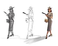 Lady S - Secret Agent