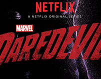 Daredevil Onesheet Alternate