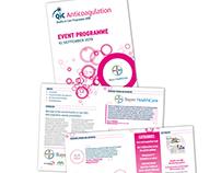 QiC Anticoagulation 2015 I Graphic design