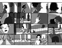 UNDERGROUND -Storyboards