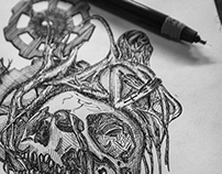 Tattoo sketch | 1