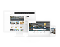NortSea Hotel Template PSD