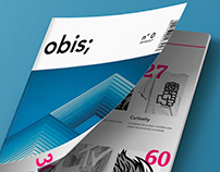 Obis; Art, design and advertising. nº0