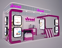 GSK - Viread Booth