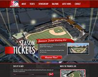Web: El Paso Triple A Baseball