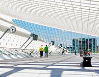 Calatrava Photo Belgium
