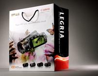 Canon Legria HD Camcorder