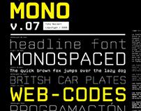 Especimen CP MONO