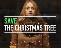 SAVE THE CHRISTMAS TREE
