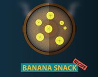 Banana Snack Recipe