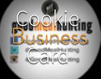 GoodMealHunting Cookie Business Cards