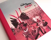 Com os índios do Alto do Xingu - Book & Merchandising
