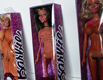 A new range of Barbie Dolls