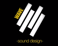 WAVE - Sound design.