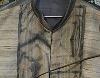 Jacket :: Shibori