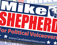 Mike Shepherd Voiceovers