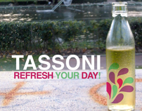 Tassoni - Refresh Your Day!