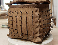 Brut de terre/Raw clay