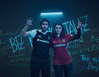 Vodafone Arena - #BizKaraKartalız