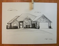 Personalized Home Drawings
