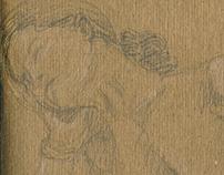 Figure Drawing Sketchbook