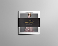 Square Fashion Lookbook / Product Brochure