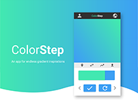 ColorStep: An App for Gradients