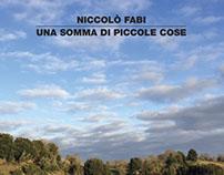 Merchandising NICCOLÒ FABI 2016