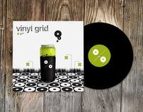 Vinyl Grid, band identity