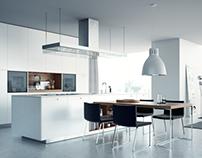 Varenna Kitchen - Kyton