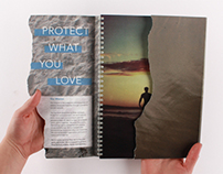 Surfrider Foundation Promotional Book