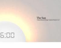 The Sun - Japan Clock Radio for FIFA 2010