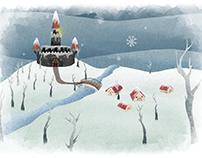 Winter Kingdom   Book Illustration