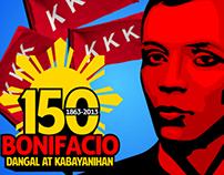 Bonifacio Commemorative Artwork