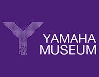 Yamaha Museum - D&AD 2013