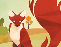 Fox poster (2011)