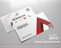 Business Card Edition 2013