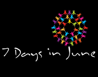 7 Days in June Idents