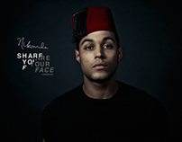 SHARE YOUR FACE CAMPAIGN