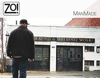 Zo! - ManMade CD and Single Artwork