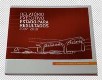 Relatório Executivo EpR | Governo de Minas