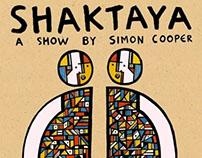 SHAKTAYA: A Show by Simon Cooper