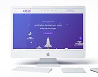IFOSOL - Website redesign & branding
