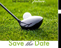 2013 Golf Classic Event Collateral