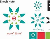 Graphic Design 2: Enoch Hotel