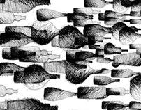 VINHO&COISAS illustration